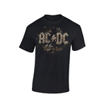 T-shirt AC/DC ROCK OR BUST