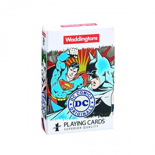 Carte da gioco Supereroi DC Comics 318169