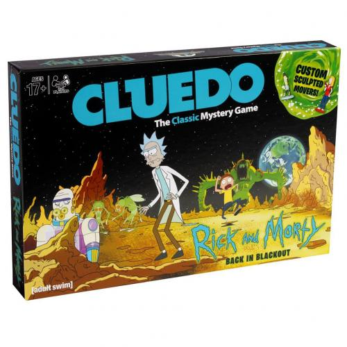 Gioco da tavolo Rick and Morty 318174