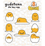Action figure Gudetama 318386