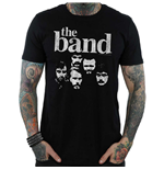T-shirt The Band da uomo - Design: Heads