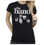 T-shirt The Band da donna - Design: Heads