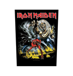 Toppa Iron Maiden - Design: Number of the Beast