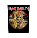 Toppa Iron Maiden - Design: Iron Maiden