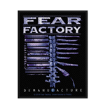 Toppa Fear Factory - Design: Demanufacture