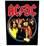 Toppa AC/DC - Design: Highway to Hell