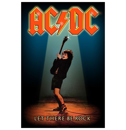 Poster AC/DC - Design: Let There Be Rock