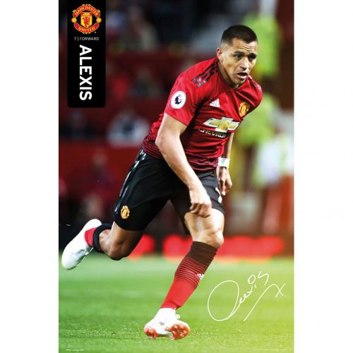 Poster Manchester United