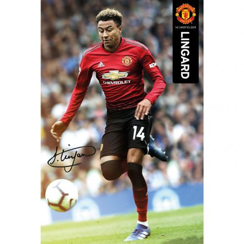 Poster Manchester United 318874
