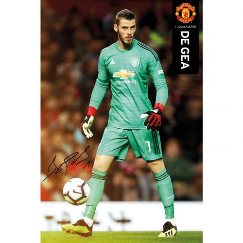 Poster Manchester United 318877