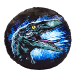 Jurassic World 2 - Blue Cuscino Tondo 37 Cm