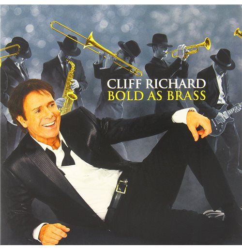 Vinile Cliff Richard - Bold As Brass