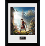 Assassin's Creed Odyssey - Key Art (Stampa In Cornice 30x40cm)