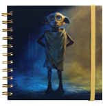 Harry Potter (Dobby) Square Notebook Cdu 10 (Quaderno)