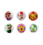 Nintendo - Super Mario Lenticular (Badge Pack)