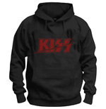 Maglione Kiss unisex - Design: Slashed Logo