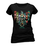 T-shirt Aquaman 320196