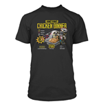 T-shirt PlayerUnknown's Battlegrounds PUBG 320394