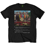 Beatles (THE): Sgt Pepper 8 Track (T-SHIRT Unisex )
