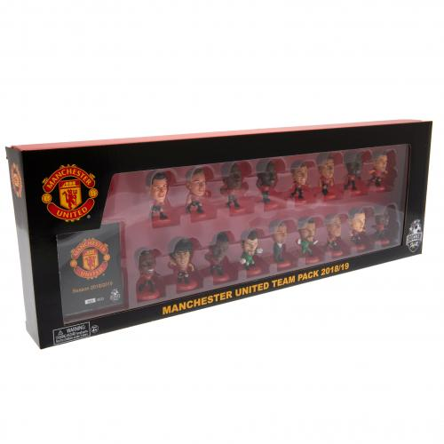 Action figure Manchester United SoccerStarz