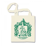 Harry Potter: Slytherin Crest One Colour Shopper (Borsa)