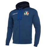 Italia Felpa Cappuccio FULL-ZIP 2019 Kid