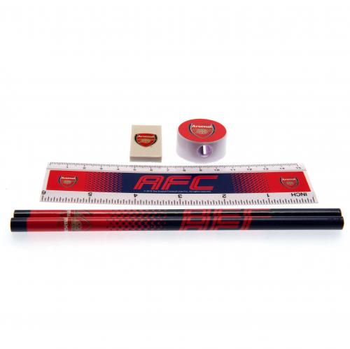 Set Cancelleria Arsenal <br>Arsenal FC Core Stationery Set FD