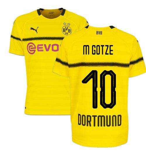 Maglia 2018/19 Borussia Dortmund 2018-2019 Home