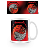 Tazza Mug Metallica MG23598
