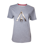 ASSASSIN'S Creed Odyssey - Embossed Odyssey Logo  (T-SHIRT Unisex )