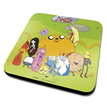 Adventure Time - Group (Sottobicchiere)