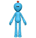 Funko 5 Articulated Action Figure: Rick & Morty - Mr. Meeseeks