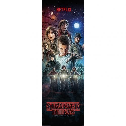 Poster Stranger Things<br>Stranger Things Door Poster 302