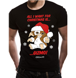 T-shirt Gremlins - Design: All I Want Is Gizmo