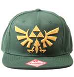 Nintendo: Legend Of Zelda (The) - Zelda Golden Logo (Cappellino)
