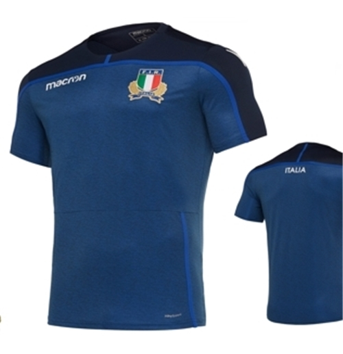 Italia Rugby T-SHIRT Training 2019