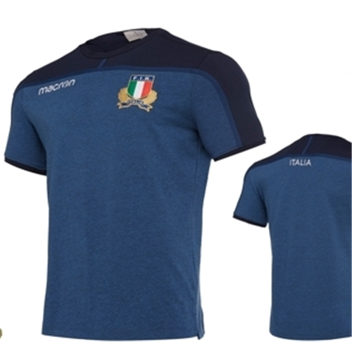 Italia Rugby T-SHIRT Player 2018-2019