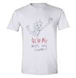 T-shirt Rick and Morty 322922