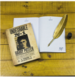 Block Notes Harry Potter 323003