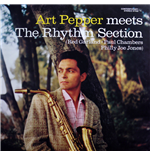 Vinile Art Pepper - Meets The Rhythm Section