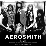 Vinile Aerosmith - Best Of Live At The Music Hall Boston 1978