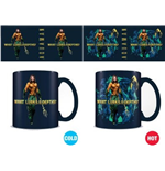 Aquaman (What Lurks In The Depths) Heat Change Mug (Tazza Termosensibile)