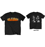 T-shirt The Beatles da uomo - Design: Live in Japan
