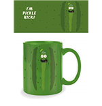 Rick And Morty (Pickle Rick) Green Mug (Tazza)