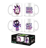 Rick And Morty (Cosmic) Mug 2 Set (Tazza)