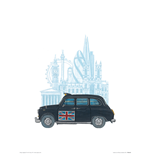 Barry Goodman (London Taxi) (Stampa 30X40)
