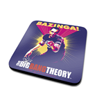 Big Bang Theory (The) - Bazinga Purple (Sottobicchiere)