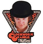 Clockwork Orange (A) - Stare Magnet