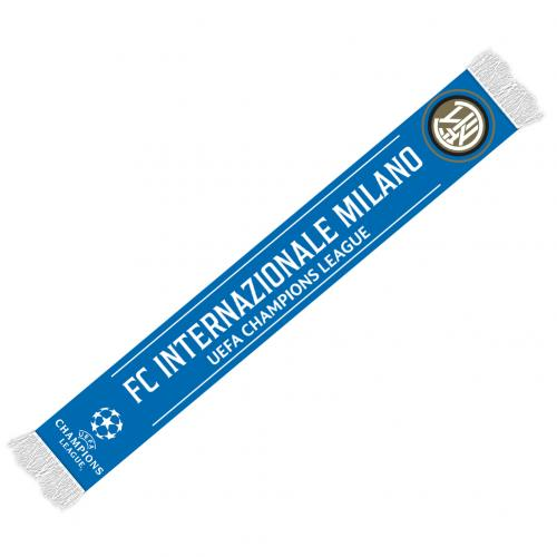 Sciarpa Inter <br>Sciarpa dell&#39;FC Inter Champions League