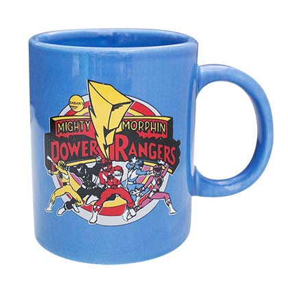 Tazza Power Rangers